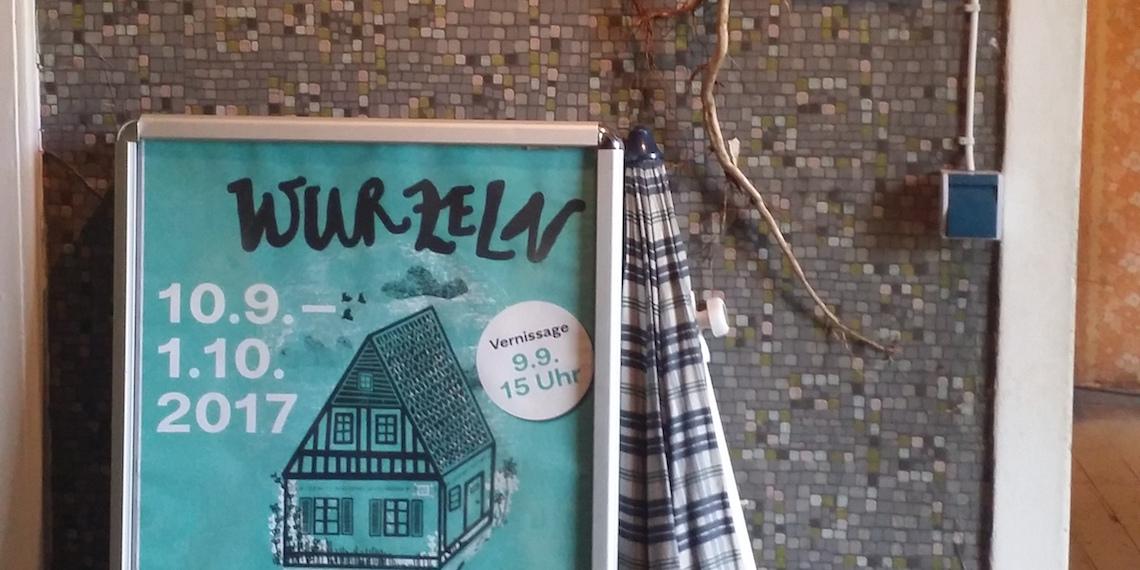 Poster Wurzeln in der KM 117