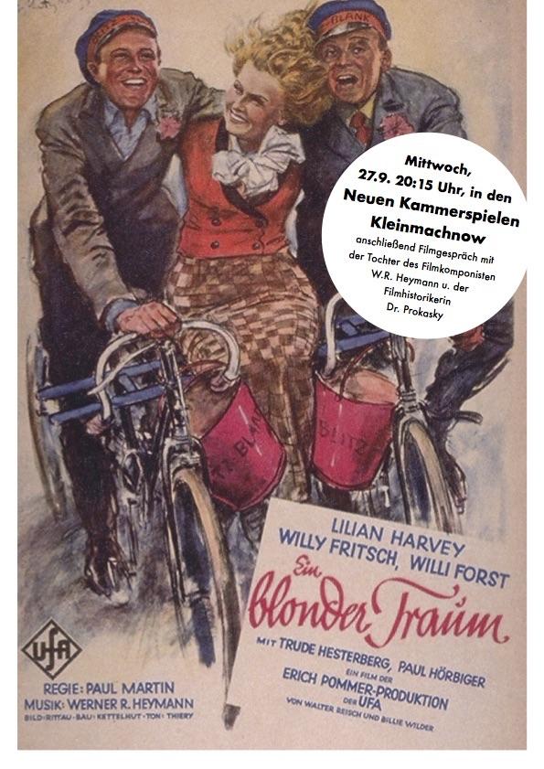Museum Begleitprogramm Filmwerbung