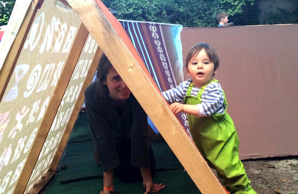 Kinderprogramm zur Ausstellung WURZELN